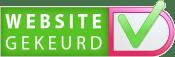 Website gekeurd